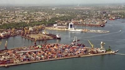 Una empresa china firma un acuerdo para modernizar un puerto ucraniano del mar Negro