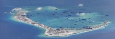 Extraen hielo combustible en el mar Meridional de China