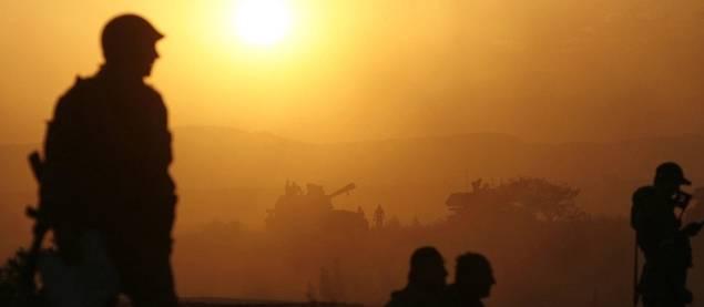 Eager Lions: entrenamiento militar a las puertas de Siria