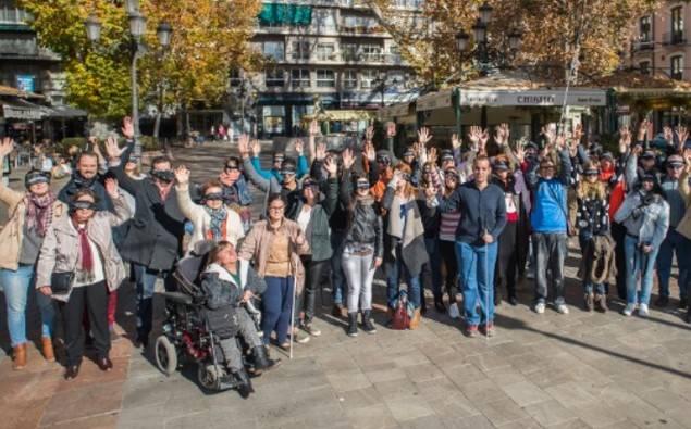 Outbarriers, la startup que hace visibles las ciudades para las personas ciegas