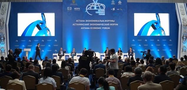 Presentado el Informe de diagnóstico del Banco Mundial en el Foro Económico de Astana