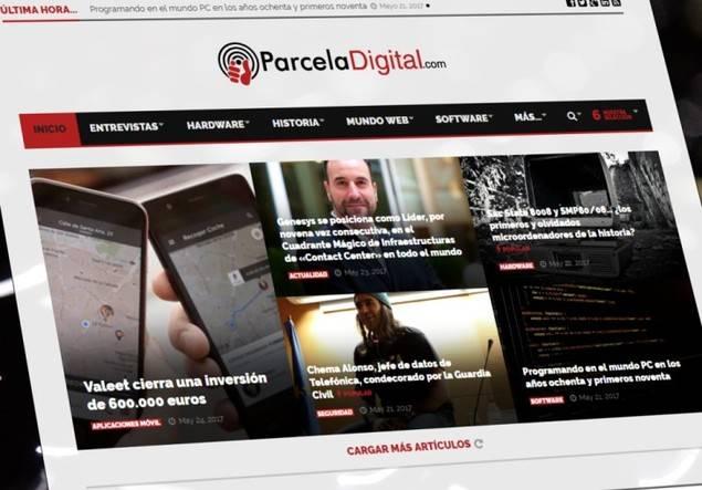 ParcelaDigital.com, la web que intenta recuperar parte de la historia de la informática y a sus pioneros
