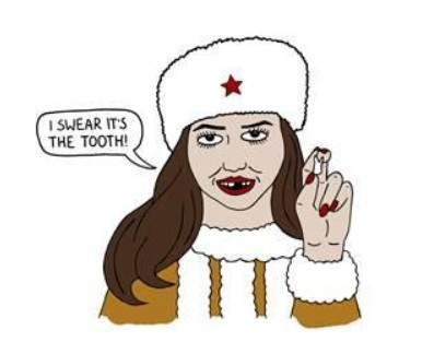 ¿En qué se diferencian un ruso de un español?