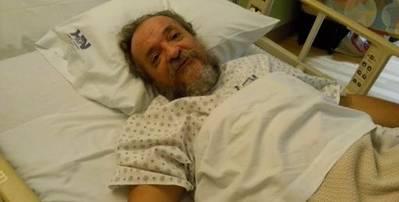Vladimir Kokorev, al límite: sufre desmayos, diabetes y parálisis en una pierna