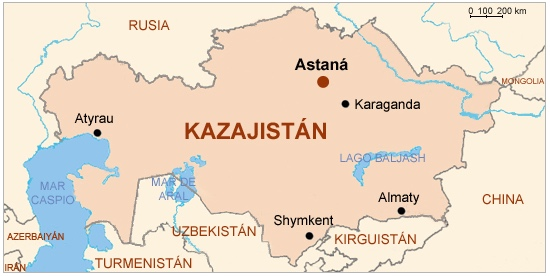 AFME realizó una Misión Comercial a Kazajistán