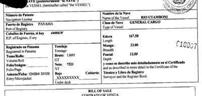 Los documentos que acreditan que Vladimir Kokorev no fue testaferro de Teodoro Obiang