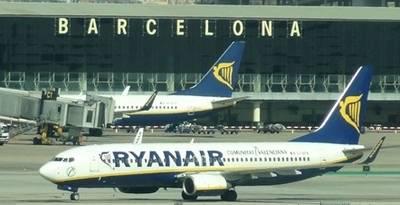 Empresaris de Catalunya teme que las compañías aéreas sigan la línea marcada por Ryanair con el Brexit