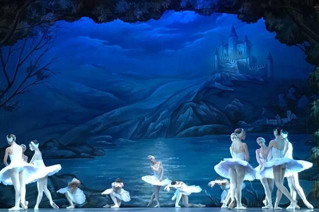 El Lago de los Cisnes vuelve a Madrid