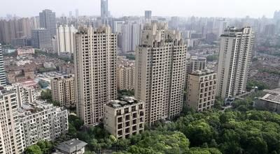 Crecen los préstamos inmobiliarios en China