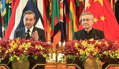 China fortalece las relaciones con Tailandia mediante una nueva vía ferroviaria