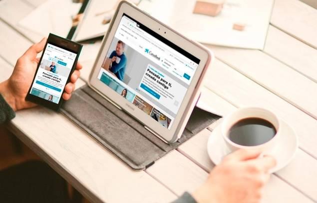 CaixaBank invierte 75 millones de euros para sustituir todos los PC de oficinas y gestores por tabletas