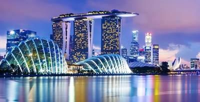 Huawei de China colabora con Singapur para desarrollar la economía digital