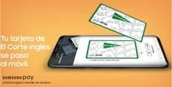 La tarjeta de El Corte Inglés se suma al pago por móvil