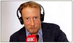 El periodista Javier García Isac