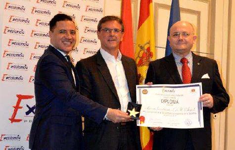 Aurgi recibe la Estrella de Oro a la Excelencia Profesional