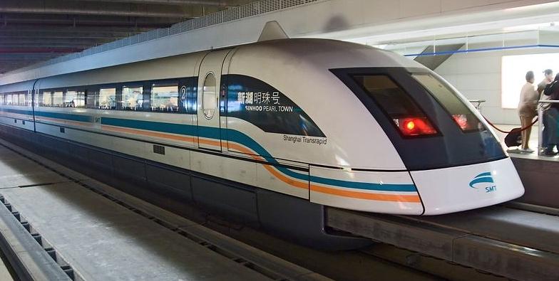 Resultado de imagen de tren levitacion
