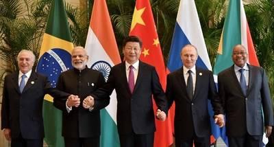 Los BRICS deben ganar relevancia para dinamizar economía del grupo de países miembros