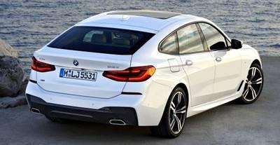 BMW lanza el Serie 6 Gran Turismo, una vuelta de tuerca a la excelencia