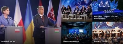Todo listo para el XXVII Foro Económico de Krynica