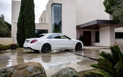 La nueva Clase S de Mercedes-Benz, el top de la marca
