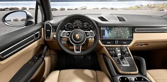 Porsche lanza la tercera generación del Cayenne
