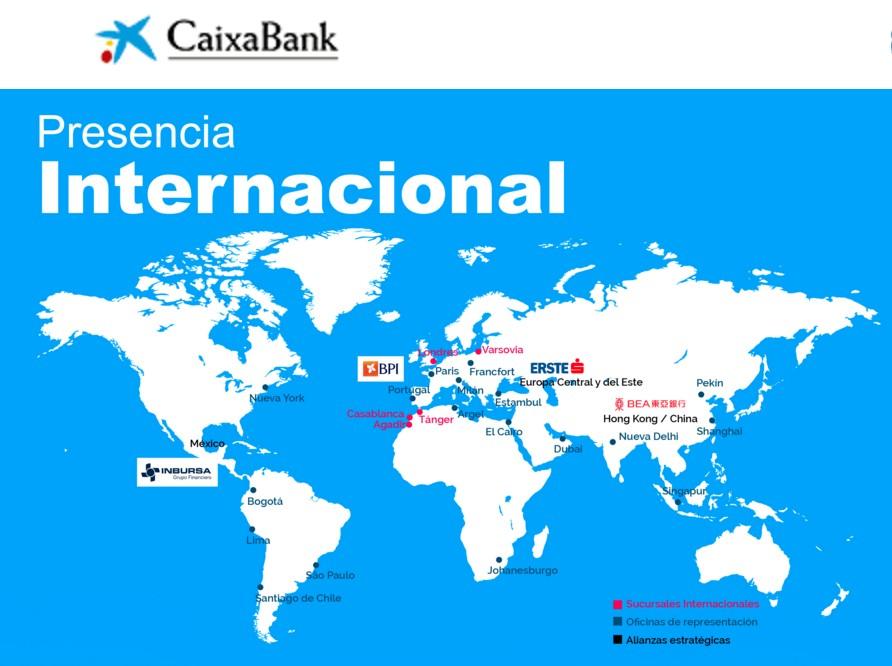 Caixabank abre su primera oficina en argel el mundo for Caixabank oficinas