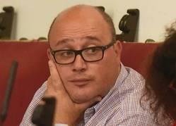 El concejal lagunero del PSOE Zebenzuí González.