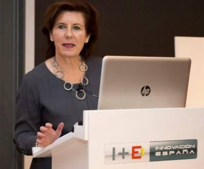 Helena Herrero, presidenta de HP Inc España y Portugal y de la Fundación I+E