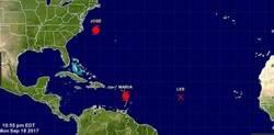 El huracán María se aleja de las costas de República Dominicana sin causar daños en los destinos turísticos