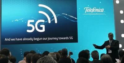 Nokia y Telefónica trabajarán juntas en la evolución de la red 5G