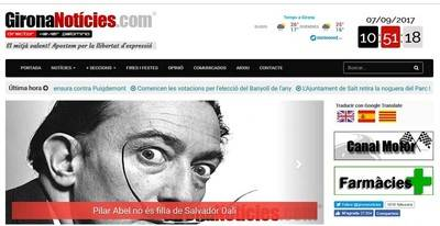 GironaNoticies.com cumple doce existosos años con muchas novedades