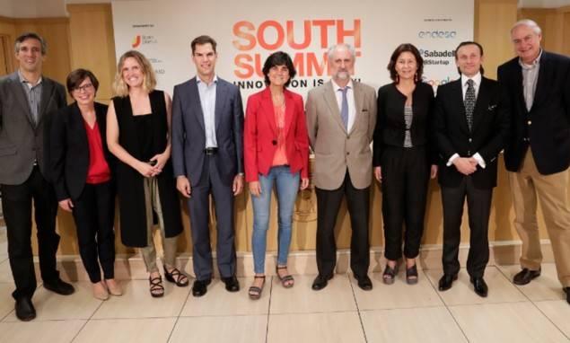 Presentación Ayuntamiento, South Summit 2017