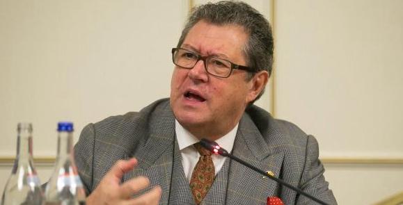 El eurodiputado Enrique Calvet.