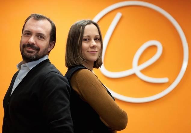 Ruth Hernández y Rodolfo Puente, fundadores de Lógica Ecommerce.