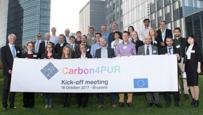 Empresas europeas se unen en el uso de CO2