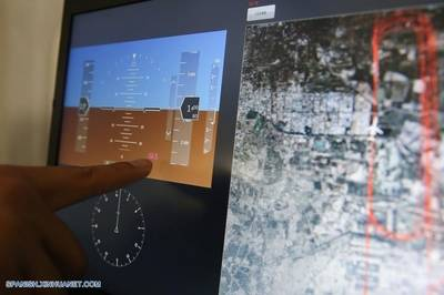 Vuela con éxito el avión chino con sistema de navegación BeiDou
