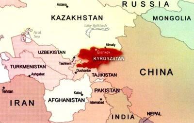 Las elecciones en Kirguistán