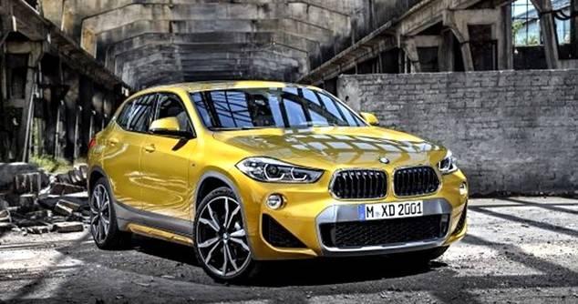 BMW presenta el nuevo SAC X2, el hermano pequeño de la familia SUV