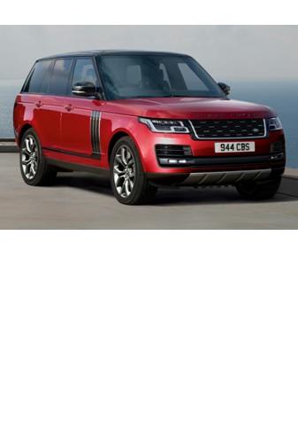 """Nuevo Range Rover, el lujo """"sostenible"""" para todas las rutas"""