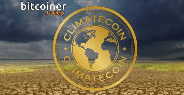Nace el Climatecoin, el 'bitcoin' del cambio climático
