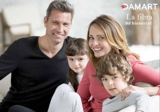 Damart vuelve a España