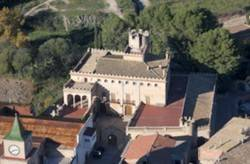 Se vende por 1,5 millones de euros el castillo de Llorenç del Penedès