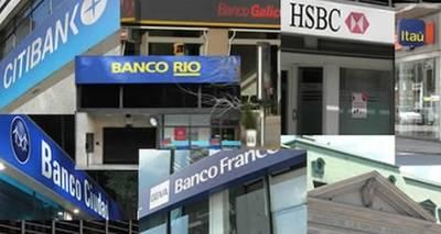 Cinco bancos para adelantar la paga extra de Navidad