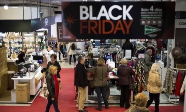 El Corte Inglés celebra el Black Friday con ofertas únicas y descuentos de hasta el 40%
