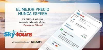 Sky-Tours y SeQura se unen para revolucionar la experiencia de compra de viajes online