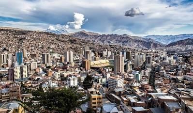 Vivir en La Paz, una de las ciudades más altas del mundo