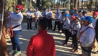 San Bornay 2017 potencia la cohesión del equipo humano de la empresa