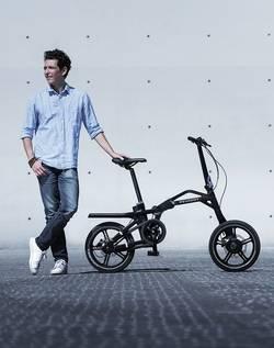 La bicicleta plegable Peugeot eF01 gana el premio Estrella de Oro del Observatorio francés del Diseño