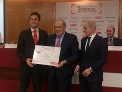Bodegas Protos recibe el Premio Pyme del año 2017