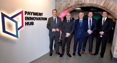 nauguración del Payment Innovation Hub.